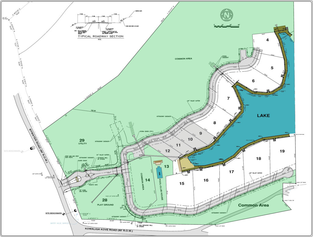 Available Lots for Sale at Bolton Cove on Lake Martin